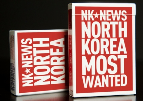 NK MOST WANTED PLAYING CARDS | NK News – North Korea News