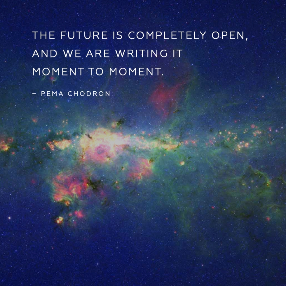 Pema Chodron quote