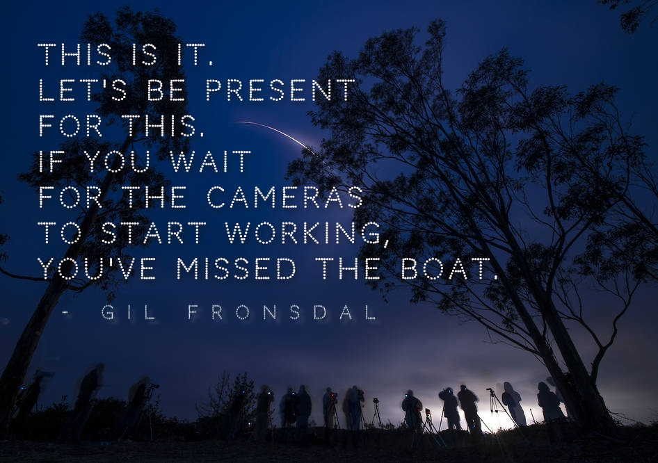 gil fronsdal quote